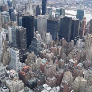 Vista de nueva York. Foto de Remi Bouquet