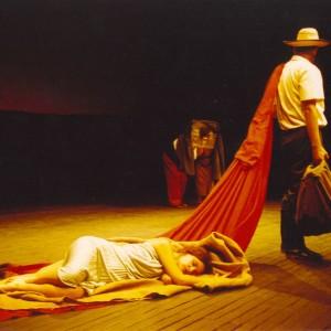 Fernell Franco     Cortesía del Teatro Experimental de Cali