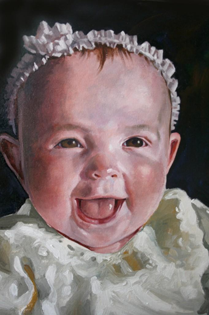Missy - 16X20 Oil on Canvas by Dennis Millard