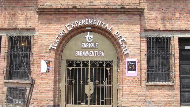 Teatro Experimental de Cali, TEC, Cali Colombia
